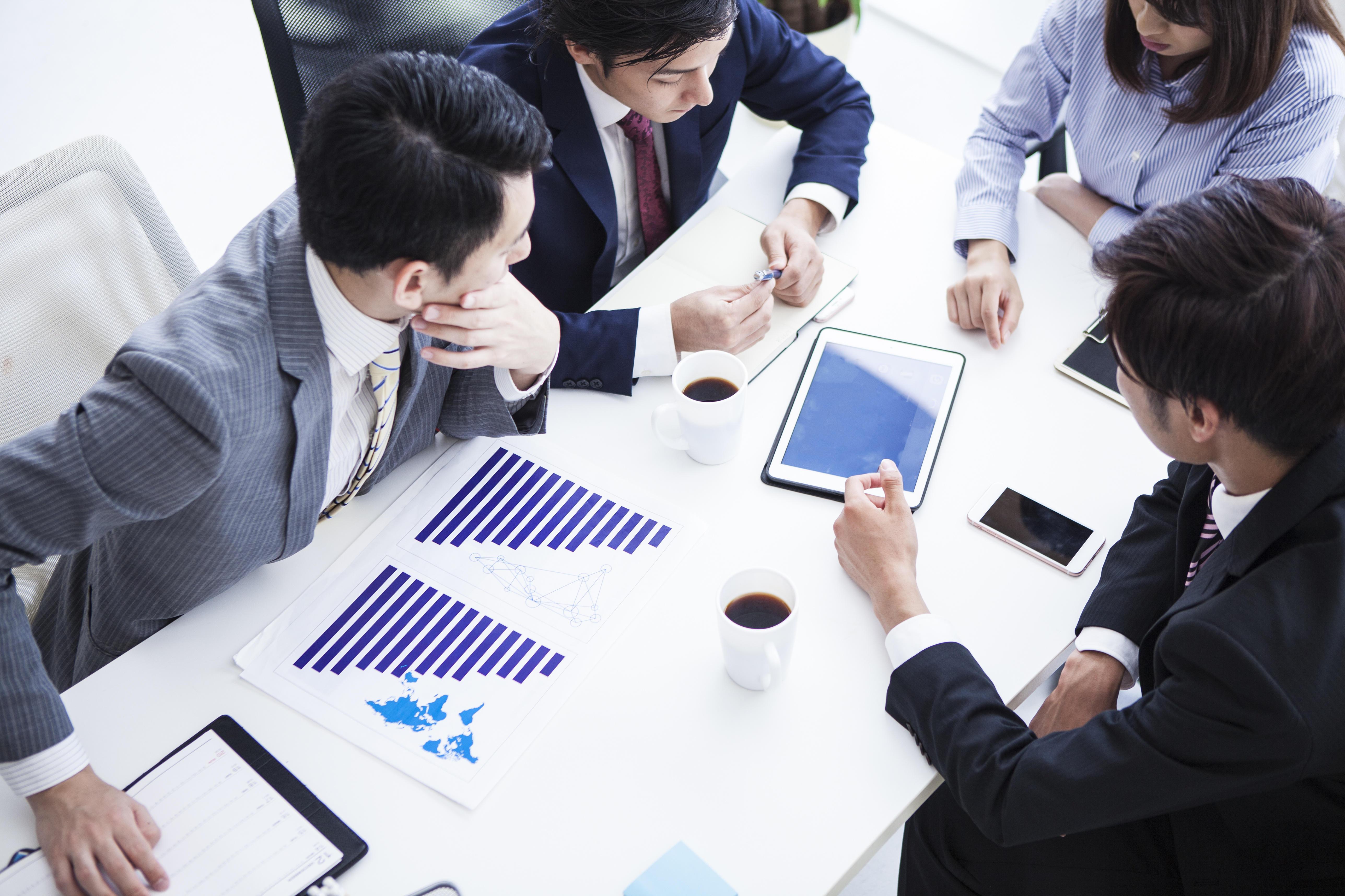 管理会計の実践で、経営にスピーディーな意思決定を