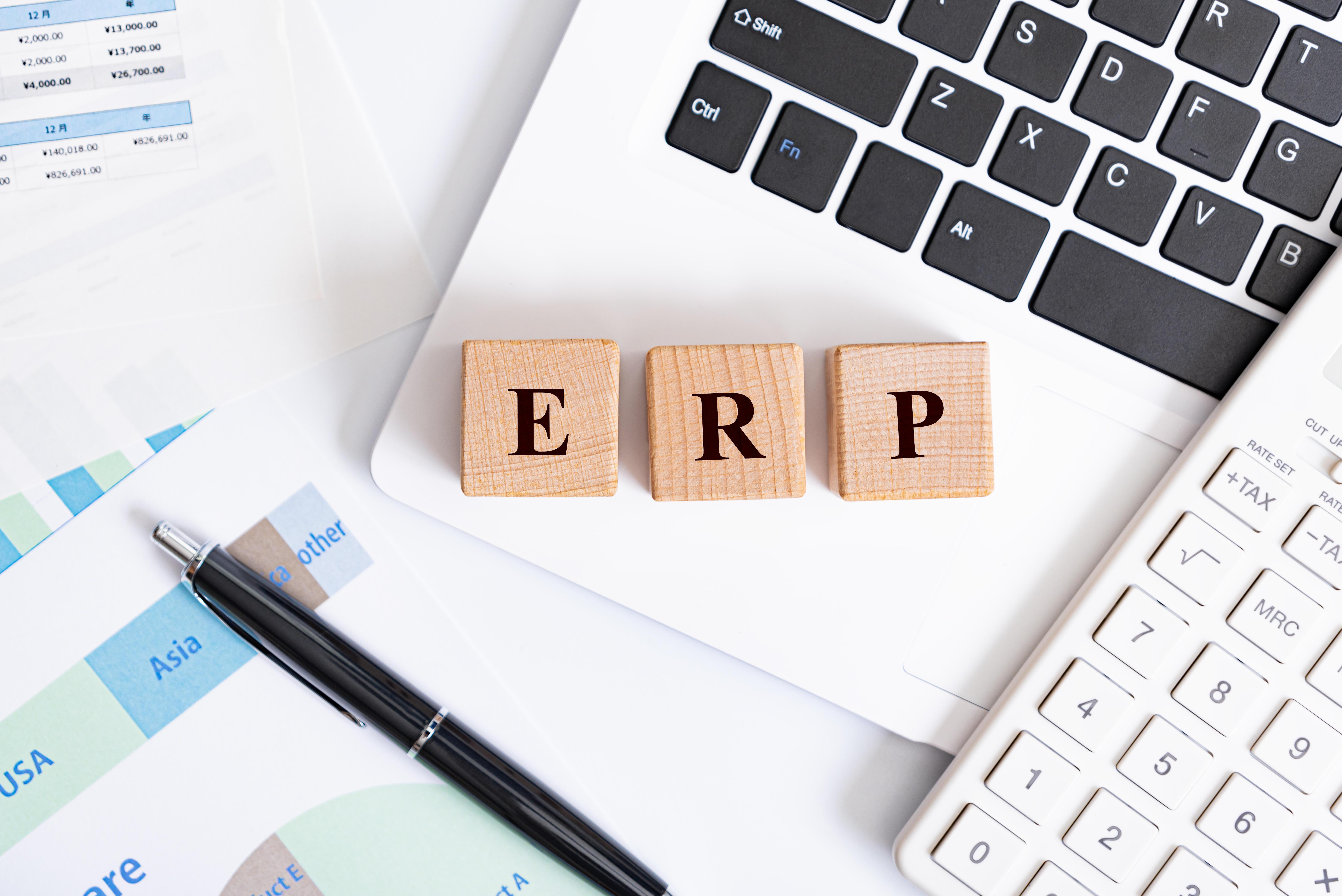 【中堅・中小企業向け】ERP選び方完全ガイド ー従業員規模別・経営管理の課題と解決法ー