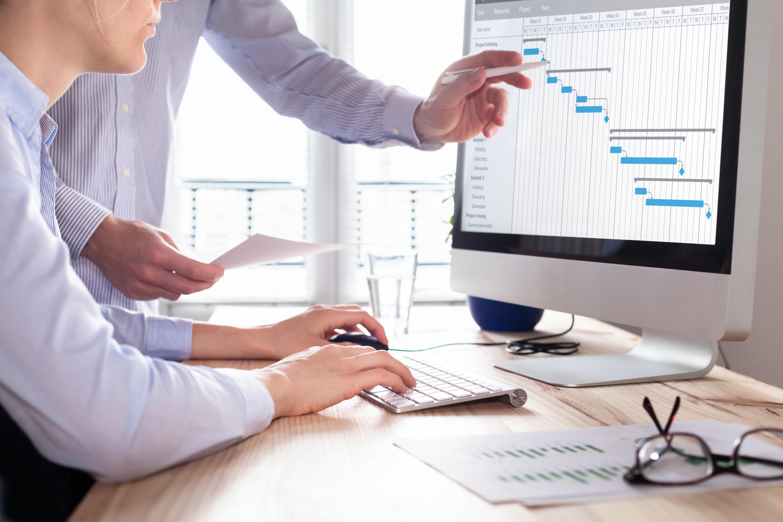 業務のシステム化とERPの歴史