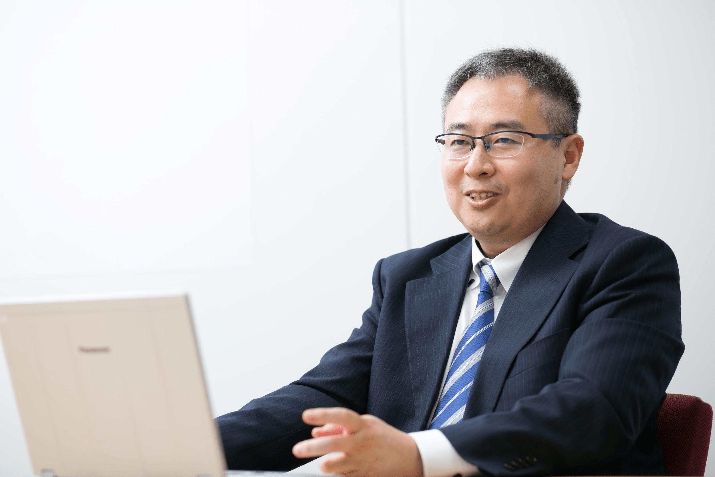 株式会社オロ 常務取締役 藤崎邦生