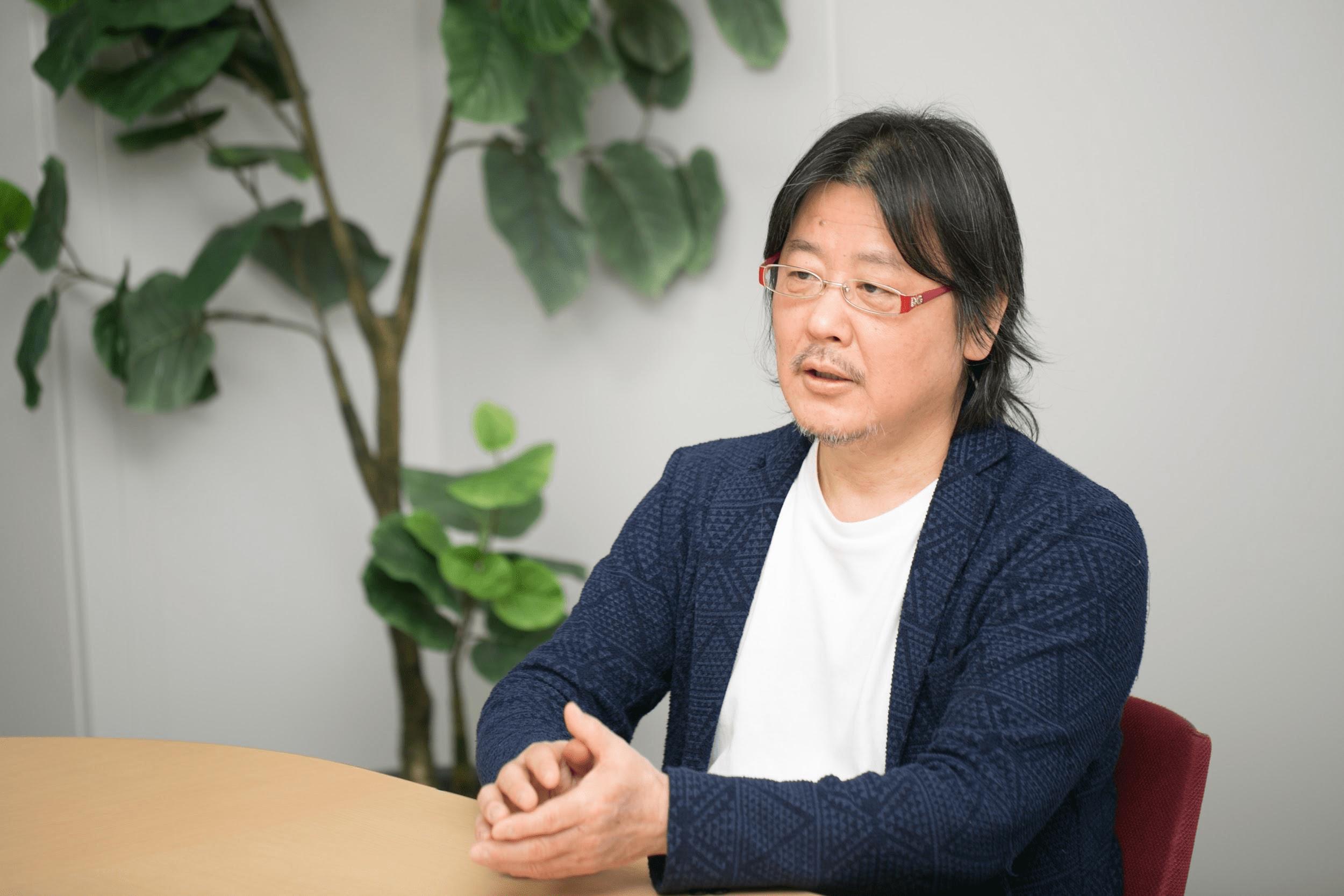 株式会社エクス 代表取締役社長 抱厚志様