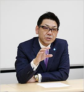 日本ディクス株式会社 戸邊様